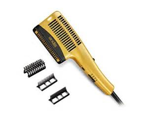 What do the different attachments on hair dryers do popsugar beauty