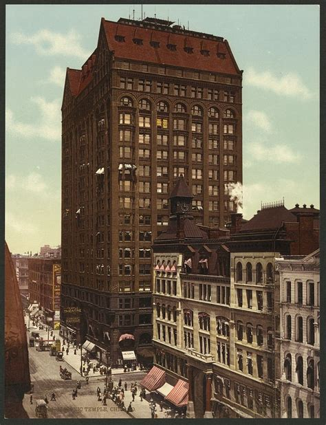 in color chicago 1900s chicago in color cool photos