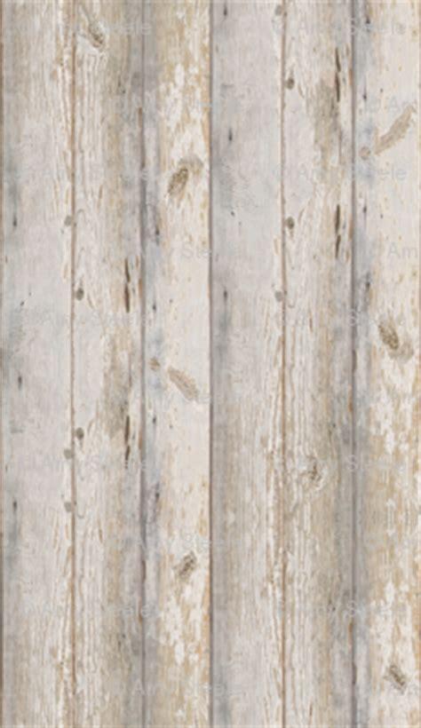 Whitewashed Wood Wallpaper