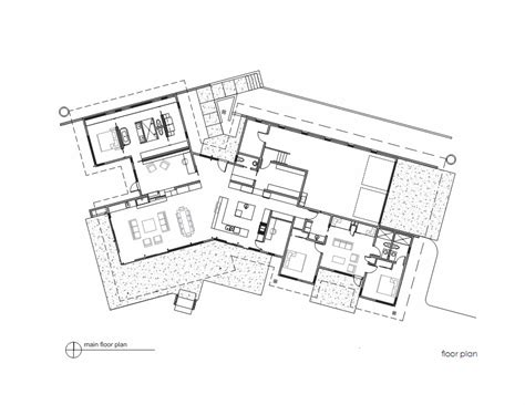 house plan architects gallery of river bank house balance associates