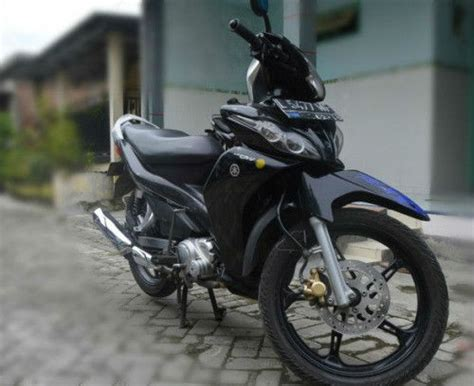 Motor Bekas Yamaha Sigma harga motor bekas yamaha scorpio tahun 2012
