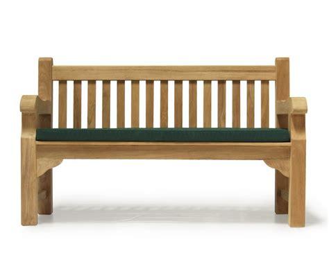 chunky teak bench balmoral teak park bench chunky wooden outdoor garden bench
