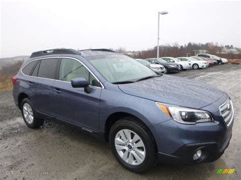 blue subaru outback 2017 2017 twilight blue metallic subaru outback 2 5i premium