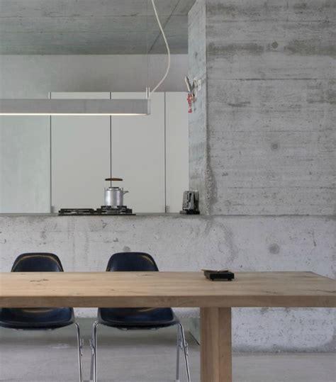 Vintage Black And White Tile Bathroom - interior design ideas 12 inviting concrete interiors design milk