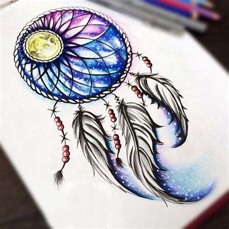 galaxy dream catcher tattoo 17 best ideas about tattoo sketches on pinterest tattoo