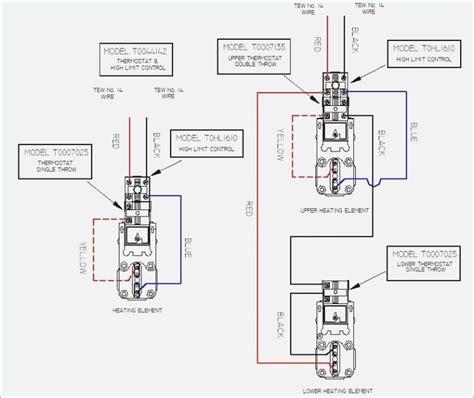 water heater wiring diagram dual element moesappaloosas