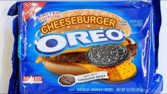 Burger Bun Toaster 18 Oreo Cookie Flavors You Never Knew Existed Which Would