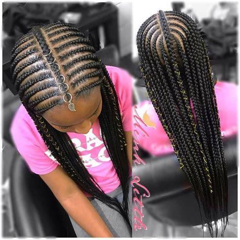 Simple Hair Styles For Nigerian Ladies