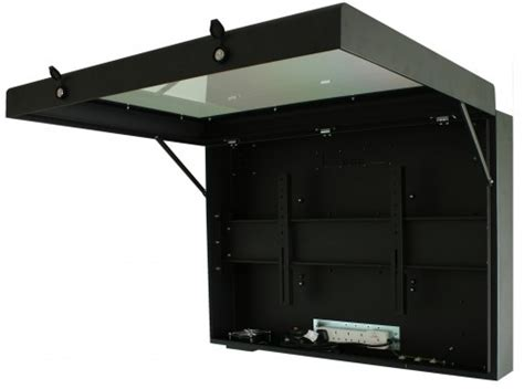 lada led indoor lcd enclosures for controlling outdoor digital signage