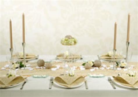 table de tapisserie d 233 co table de mariage