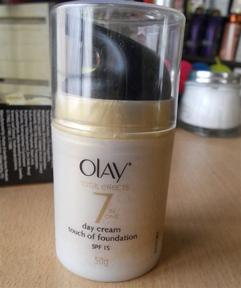 Olay Total Effects Touch Of Foundation olay total effects 7in1 day touch of foundation spf