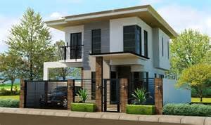 best small house plans residential architecture modern zen camsur