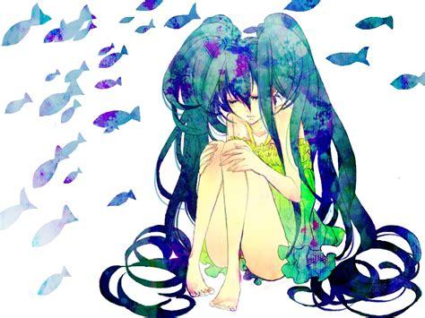 download tema line android hatsune miku kirijou artist zerochan anime image board