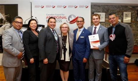 Of Northern Columbia Mba by Canadian Council For Aboriginal Business Columbia