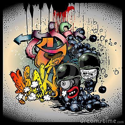 graffiti royalty  stock images image