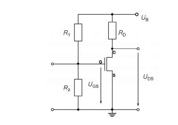 resistor mosfet divider resistor mosfet divider 28 images i need to design a common emitter lifier circuit using a