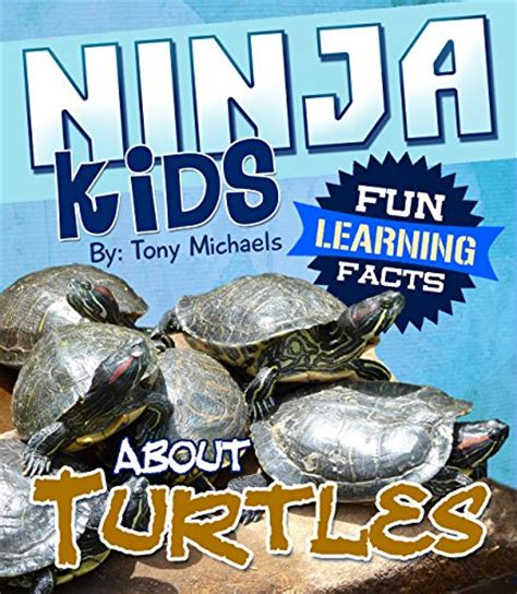 libro fun learning activities for fun learning facts about turtles illustrated fun learning for kids tony michaels amazon com