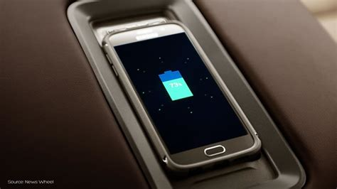 cadillac wireless charging aircharge