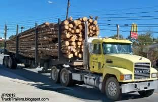 Mack Volvo Truck Trailer Transport Express Freight Logistic Diesel
