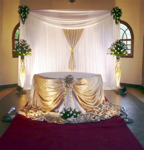 imagenes de altares de novenarios con papel bodas decoraci 243 n imagui