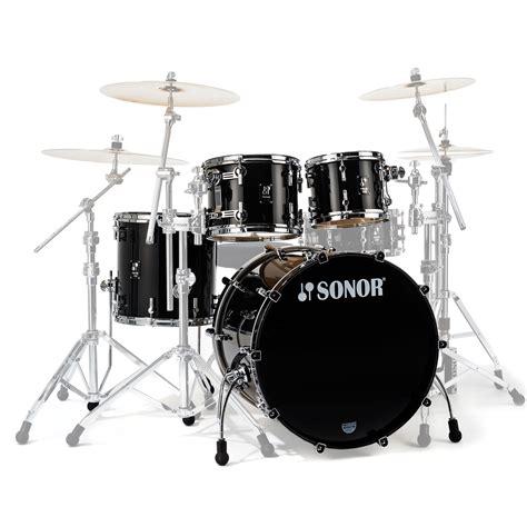 Drum Set sonor prolite stage 2 4 drum set shell pack 22 quot bass 10 12 14 quot toms 158002
