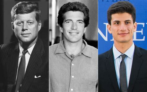 jfk grandson how jfk s only grandson stepped into the spotlight this