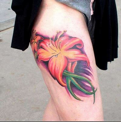 thigh tattoo process 54 best images about tattoos on pinterest peacocks