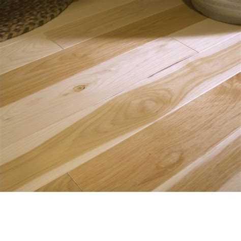 hickory natural 3 4 quot x 3 1 4 quot x 1 7 mill run smooth