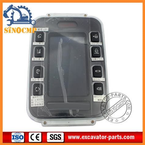 Monitor Excavator Cat Cat 320b Monitor 151 9385 106 0172 Cmp Technology Co Limited