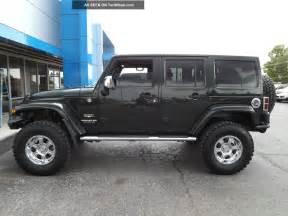 Jeep 3 Inch Lift 2011 Jeep Wrangler Unlimited Sport Utility 4 Door