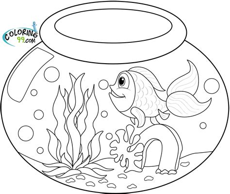 Goldfish Coloring Pages Goldfish Coloring Pages Minister Coloring