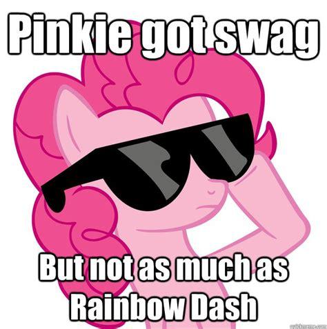 Pinkie Pie Meme - pinkie pie with sunglasses memes quickmeme