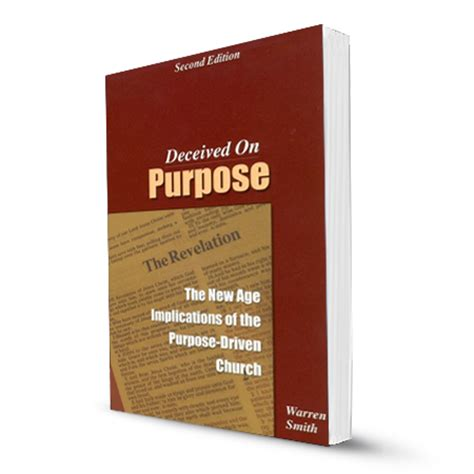 on purpose books deceived on purpose fight ministries