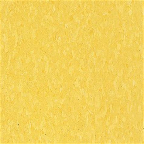 Yellow Floor Armstrong Commercial Tile Imperial Texture Lemon Yellow