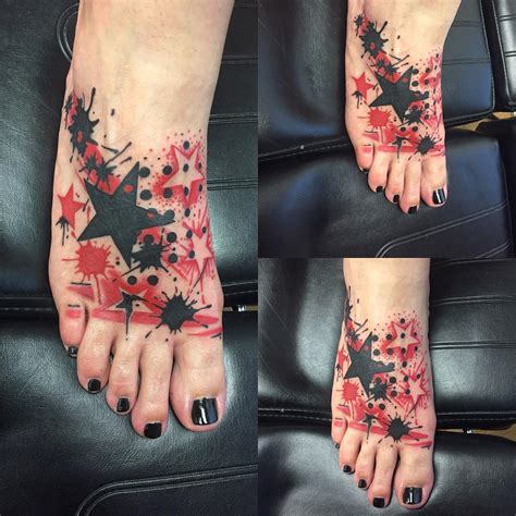 foot tattoo cover up 26 designs ideas design trends premium