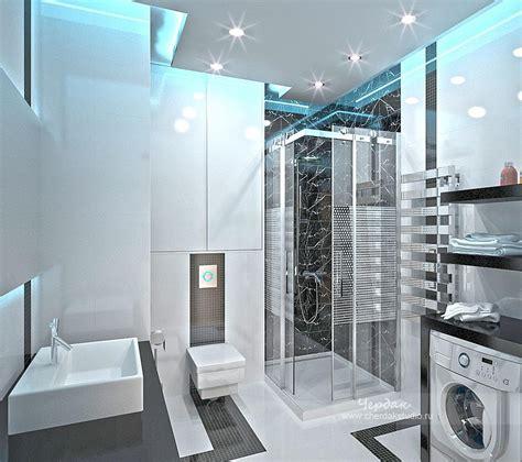 tech style interior design modode medium
