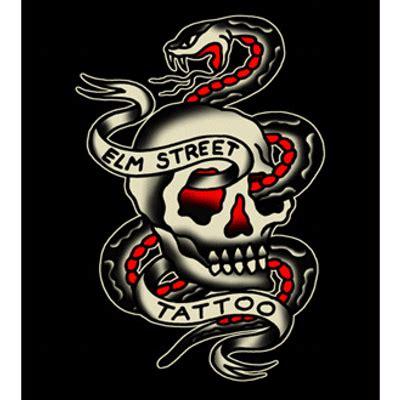 elmst tattoo elmstreettattoo twitter