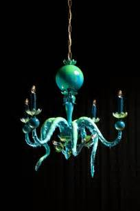 Adam Wallacavage Chandeliers Octopus Chandelier By Adam Wallacavage Yes I D Really