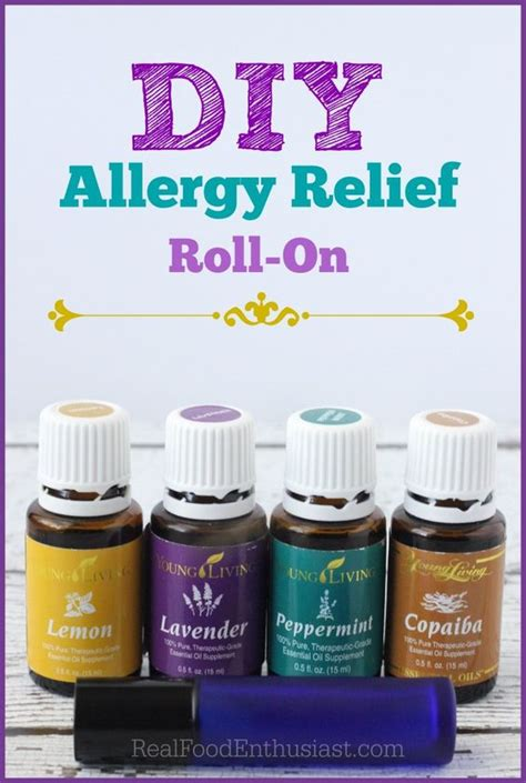 essential oils for allergies 1000 ideas about living allergies on living essential oils