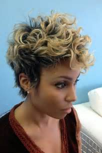 hairstyle curly on top 22 latest highlighted ideas for black hair pretty designs