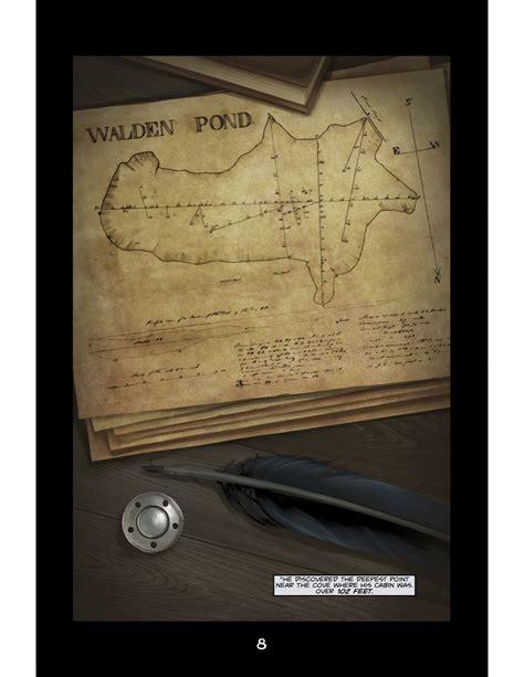 walden comic book walden the graphic novel the apollos