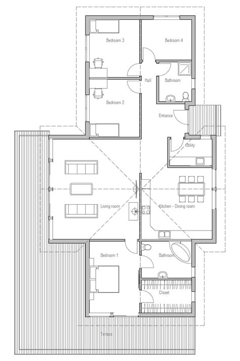 small house plans with open floor plan small house plans