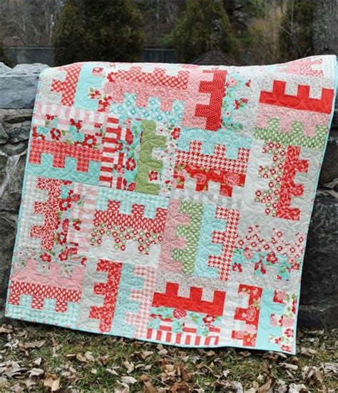Key Quilt Pattern by Key To Quilt Pattern Sj 013e Jelly Roll