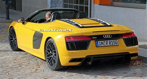 all new 2017 audi r8 spyder this is it