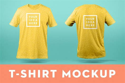 Kaos 3d Why 60 best t shirt mockup templates with realistic photos