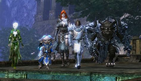 best guild wars 2 race what race will you play in guild wars 2 guild