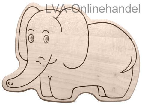 Hochzeitsartikel Mit Individueller Gravur Bestellen by Fr 252 Hst 252 Cksbrettchen Aus Holz In Motivform Elefant Lva