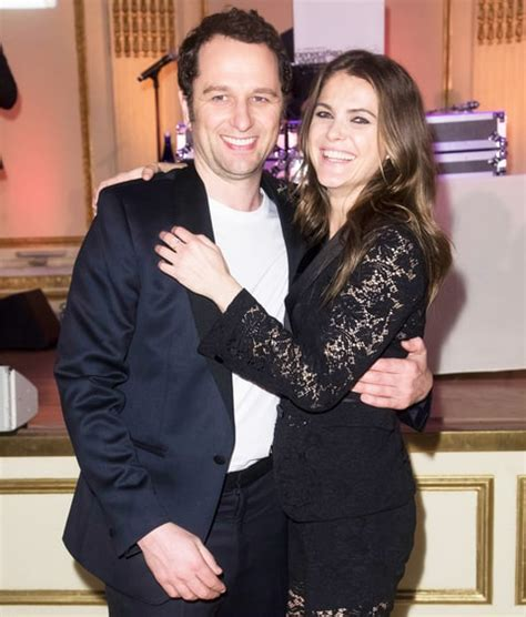 matthew rhys is married to keri russell gushes about working with beau matthew rhys