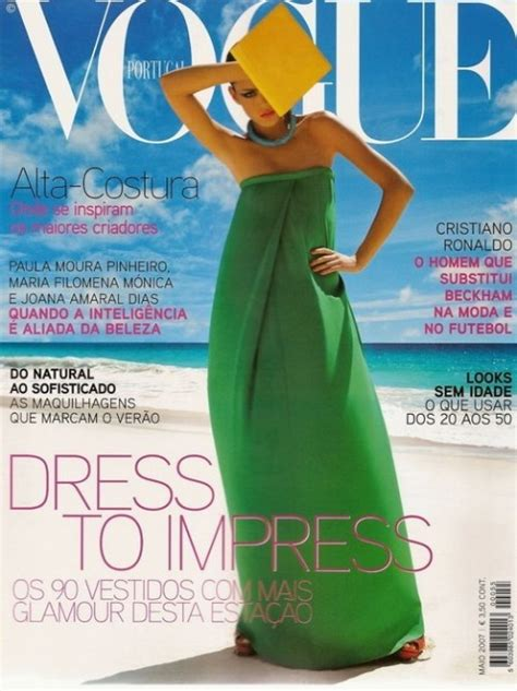 Vogues May 2007 Cover by 28 Best Images About Vogue Portugal Covers On