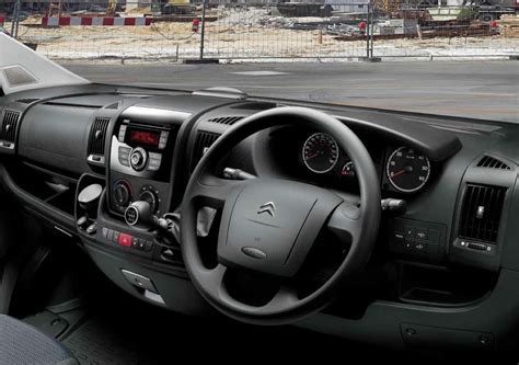 Citroen Relay Interior by Citroen Relay Contract Hire Hire Purchase Finance